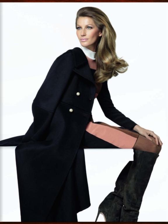 Gisele Bundchen Photo (Жизель Бюндхен Фото) зарубежная модель и актриса / Страница - 8