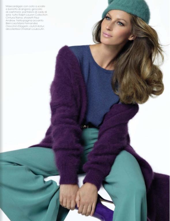 Gisele Bundchen Photo (Жизель Бюндхен Фото) зарубежная модель и актриса / Страница - 14