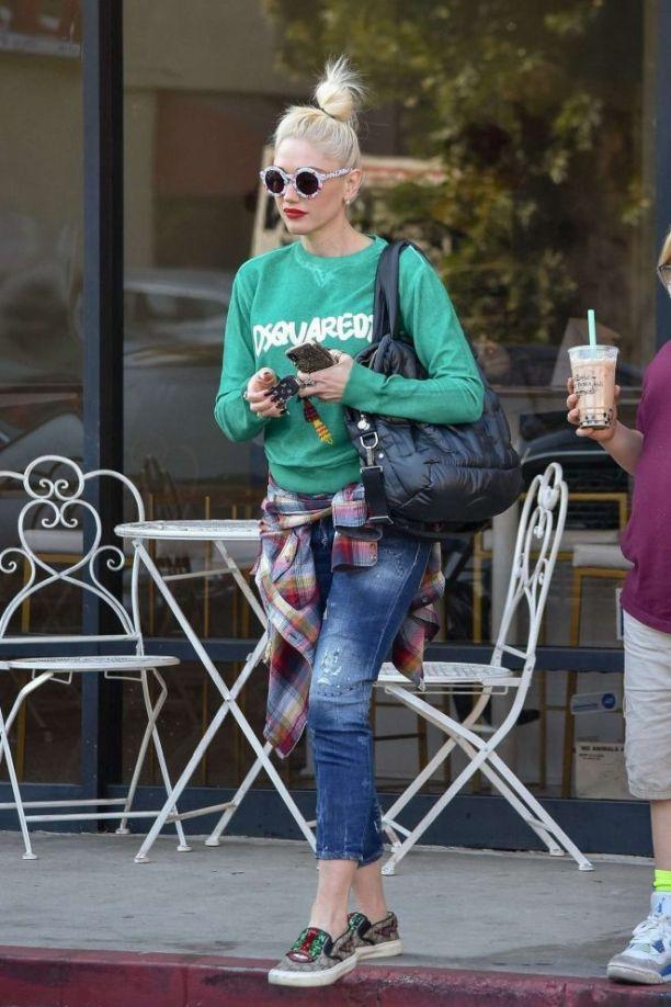 Гвэн Стефани (Gwen Stefani) Фото - певица, бывшая солистка группы No Doubt / Страница - 2