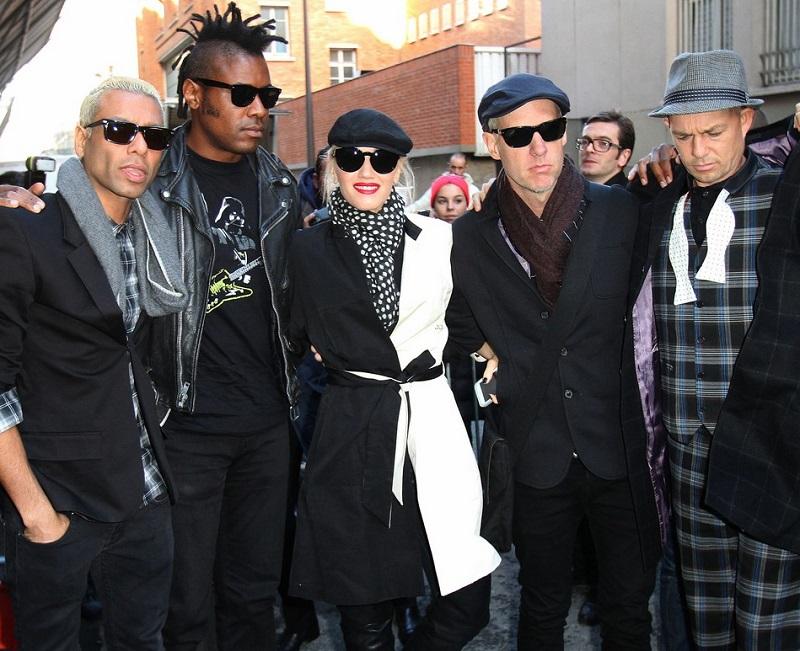 Гвэн Стефани (Gwen Stefani) Фото - певица, бывшая солистка группы No Doubt / Страница - 6