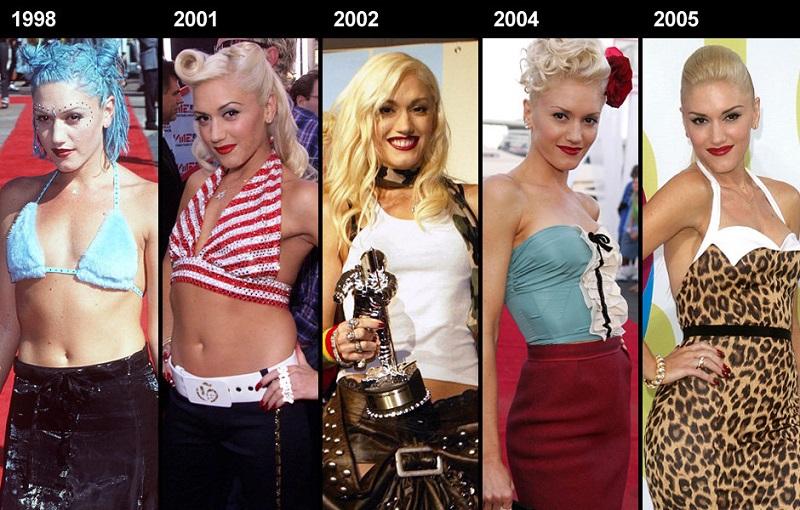 Гвэн Стефани (Gwen Stefani) Фото - певица, бывшая солистка группы No Doubt / Страница - 8