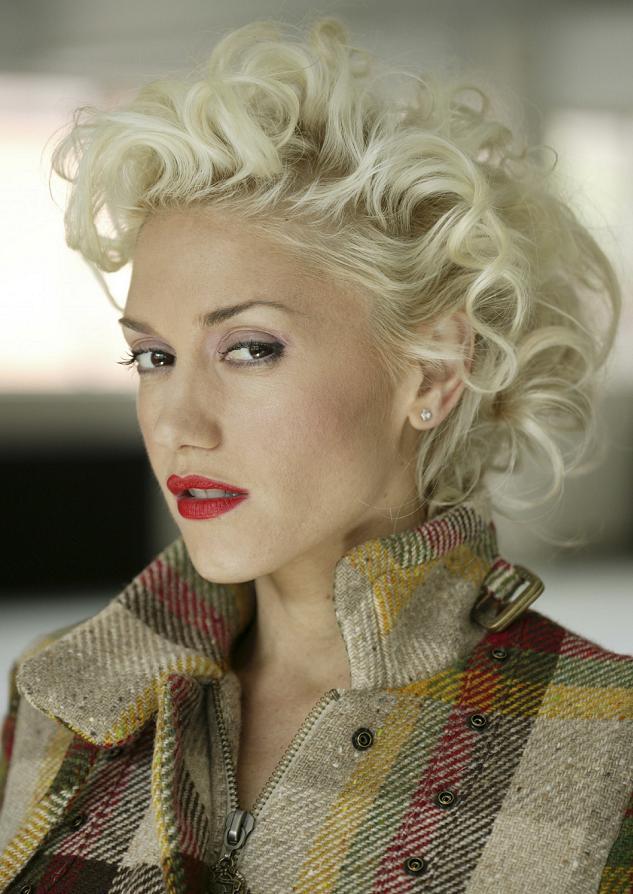 Гвэн Стефани (Gwen Stefani) Фото - певица, бывшая солистка группы No Doubt / Страница - 35