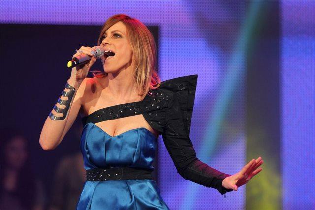 Hanna Mancini Photo (Ханна Манчини Фото) Евровидение 2013 Словения / Страница - 8