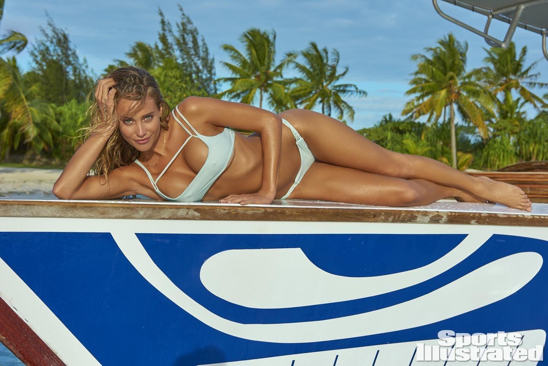 Ханна Дэвис (Hannah Davis) Фото - америкнаская модель Sports Illustrated / Страница - 13