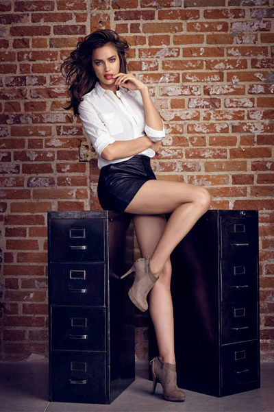 Irina Shayk Photo (Ирина Шейк Фото) модель, невеста Кришиано Рональдо / Страница - 1