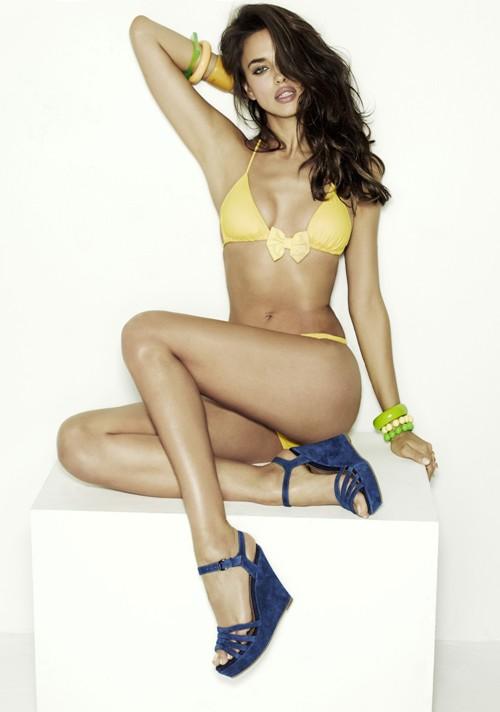 Irina Shayk Photo (Ирина Шейк Фото) модель, невеста Кришиано Рональдо / Страница - 9