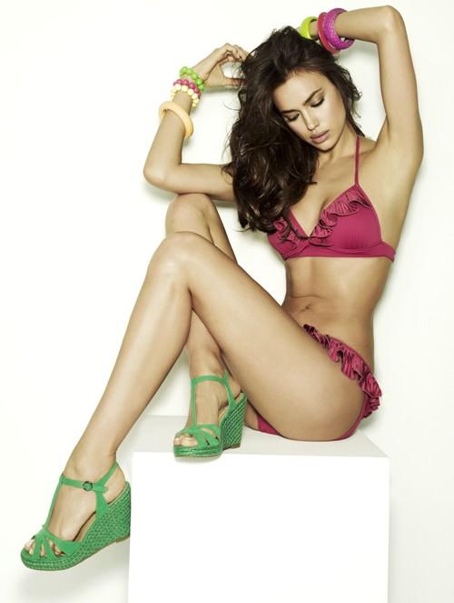 Irina Shayk Photo (Ирина Шейк Фото) модель, невеста Кришиано Рональдо / Страница - 10