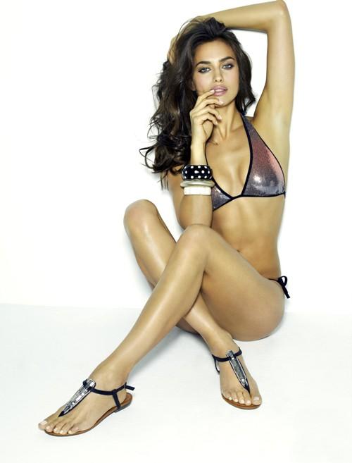 Irina Shayk Photo (Ирина Шейк Фото) модель, невеста Кришиано Рональдо / Страница - 12