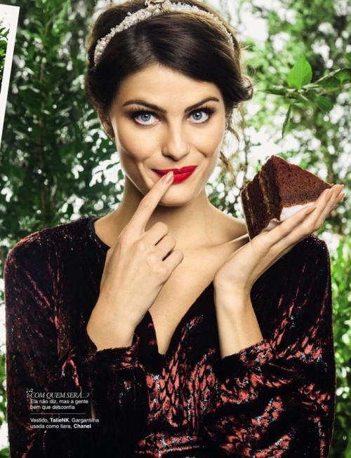 Isabeli Fontana Photo (Изабели Фонтана Фото) модель / Страница - 5