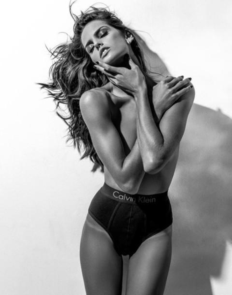 Izabel Goulart Photo (Изабель Гуларт Фото) бразильская супермодель, одна из Victorias Secret Angels