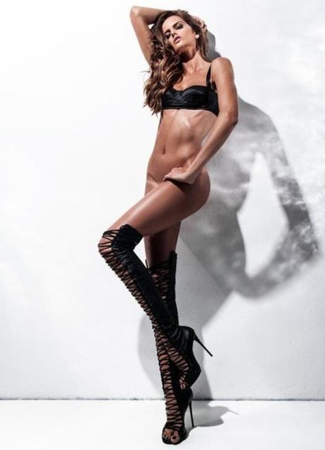Izabel Goulart Photo (Изабель Гуларт Фото) бразильская супермодель, одна из Victorias Secret Angels / Страница - 5