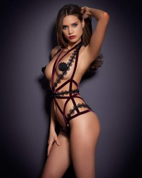 Jacqueline Oloniceva Photo (Жаклин Олоницева Фото) латвийская модель / Страница - 4