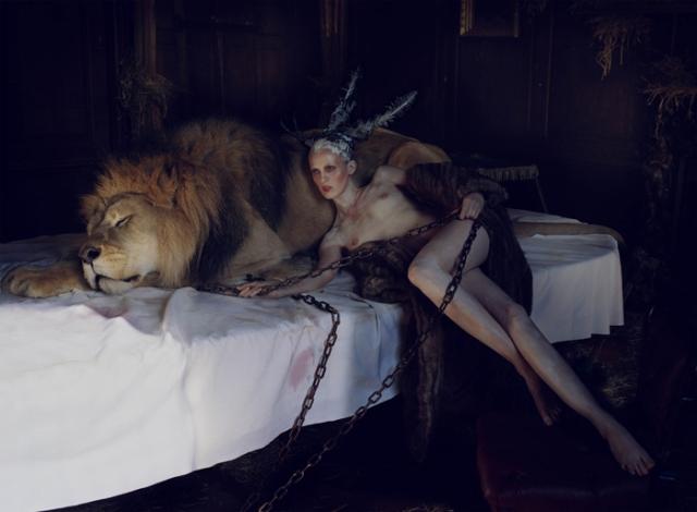 Karen Elson Photo (Карен Эльсон Фото) зарубежная модель / Страница - 4