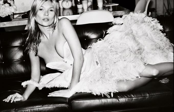 Kate Moss Photo (Кейт Мосс Фото) британская супермодель и актриса / Страница - 5