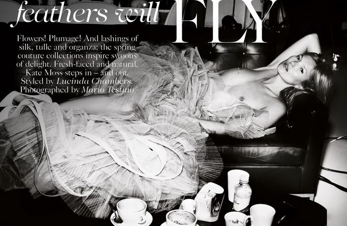 Kate Moss Photo (Кейт Мосс Фото) британская супермодель и актриса / Страница - 6