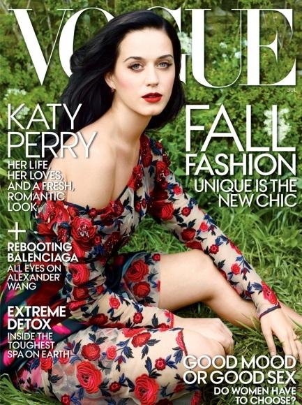 Американская певица Кети Перри примерила деревенский образ в Vogue Katy Perry Photo (Кети Перри Фото) американская певица