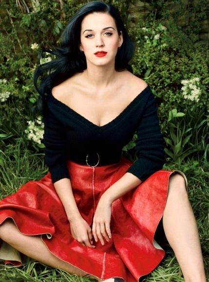 Американская певица Кети Перри примерила деревенский образ в Vogue Katy Perry Photo (Кети Перри Фото) американская певица / Страница - 4