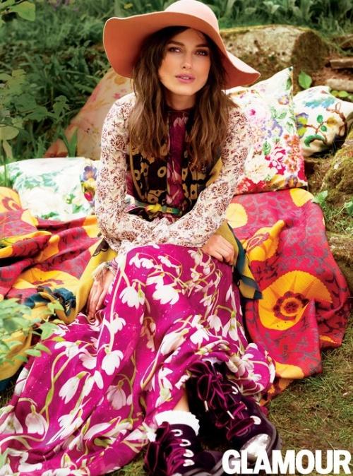 Keira Knightley Photo (Кира Найтли Фото) британская актриса, Анна Каренина / Страница - 1