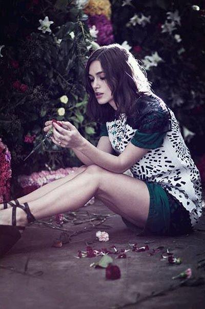 Keira Knightley Photo (Кира Найтли Фото) британская актриса, Анна Каренина / Страница - 3