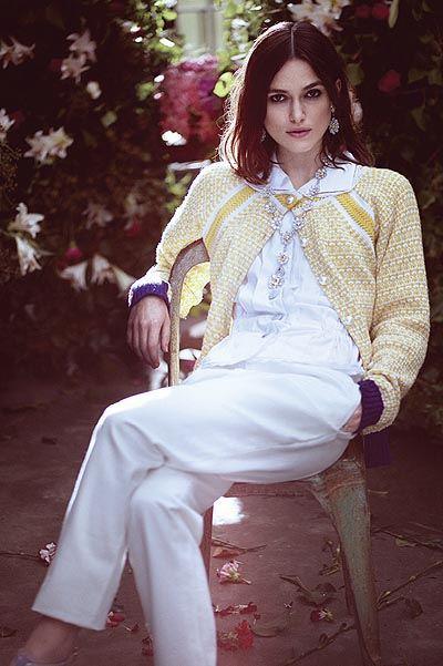 Keira Knightley Photo (Кира Найтли Фото) британская актриса, Анна Каренина / Страница - 4
