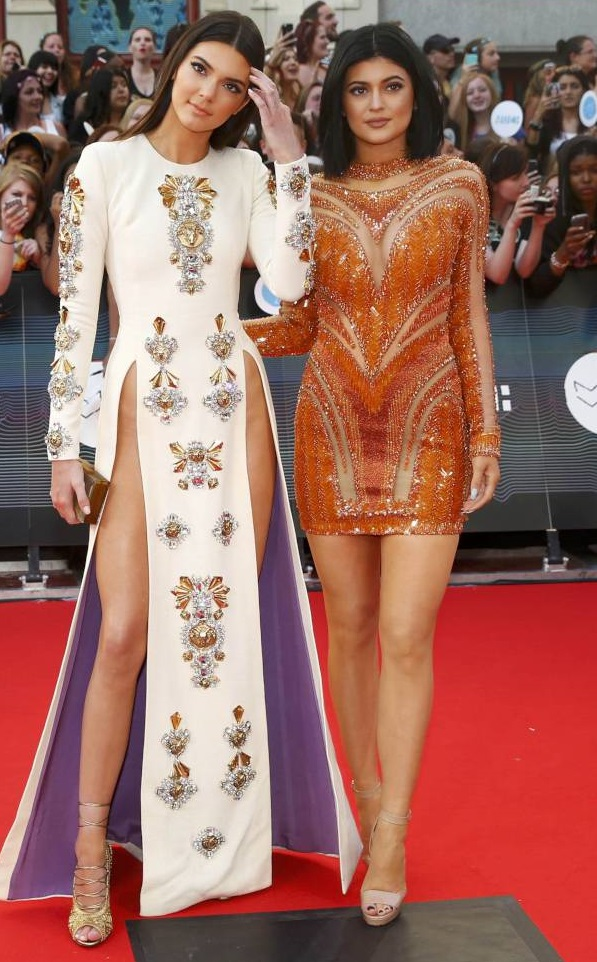 Kendall Jenner Biography (Кендалл Дженнер Биография) модель, младшая сестра Ким Кардашиан