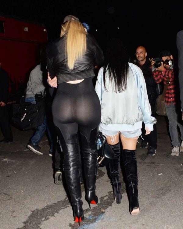 Хлоя Кардашьян (Khloe Kardashian) Фото - модель, бизнесвумен / Страница - 4