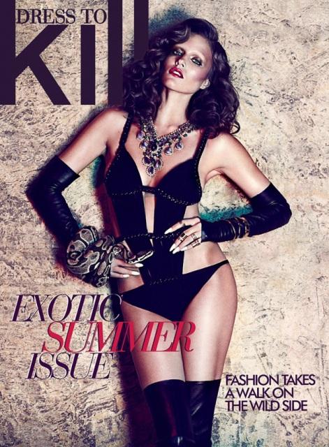 Kim Cloutier Photo (Ким Клотье Фото) канадская топ-модель