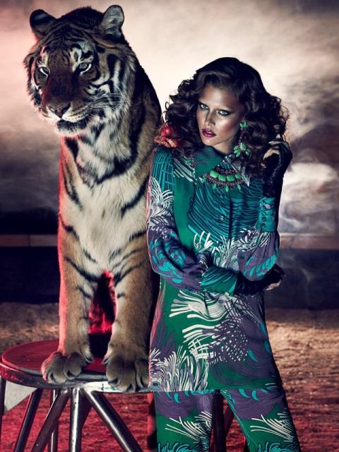 Kim Cloutier Photo (Ким Клотье Фото) канадская топ-модель / Страница - 4