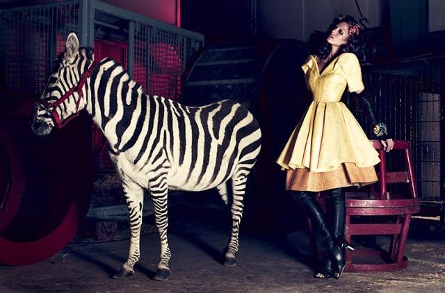 Kim Cloutier Photo (Ким Клотье Фото) канадская топ-модель / Страница - 8