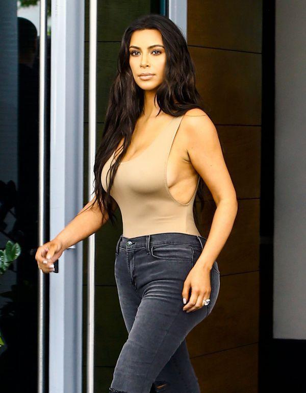 Kim Kardashian (Kimberly Noel Kardashian/Ким Кардашян) Фото амриканская модель, дизайнер, прославилась секс-видео / Страница - 1
