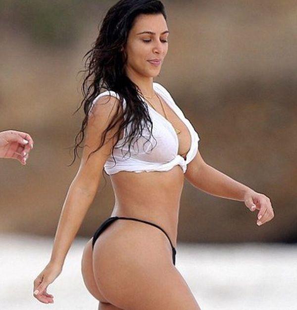 Kim Kardashian (Kimberly Noel Kardashian/Ким Кардашян) Фото амриканская модель, дизайнер, прославилась секс-видео / Страница - 9