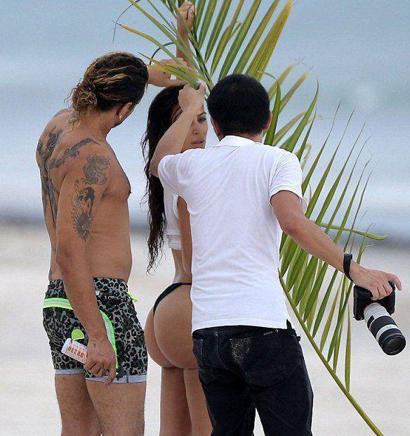 Kim Kardashian (Kimberly Noel Kardashian/Ким Кардашян) Фото амриканская модель, дизайнер, прославилась секс-видео / Страница - 10