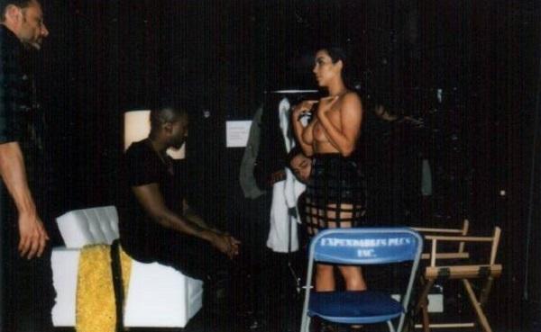 Kim Kardashian (Kimberly Noel Kardashian/Ким Кардашян) Фото амриканская модель, дизайнер, прославилась секс-видео / Страница - 4