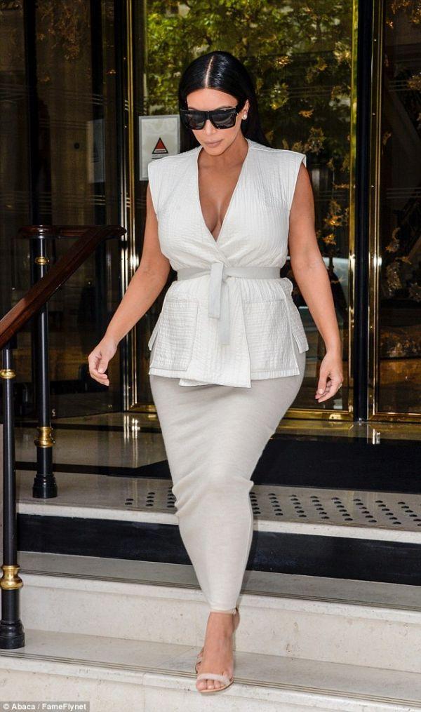 Kim Kardashian (Kimberly Noel Kardashian/Ким Кардашян) Фото амриканская модель, дизайнер, прославилась секс-видео / Страница - 23