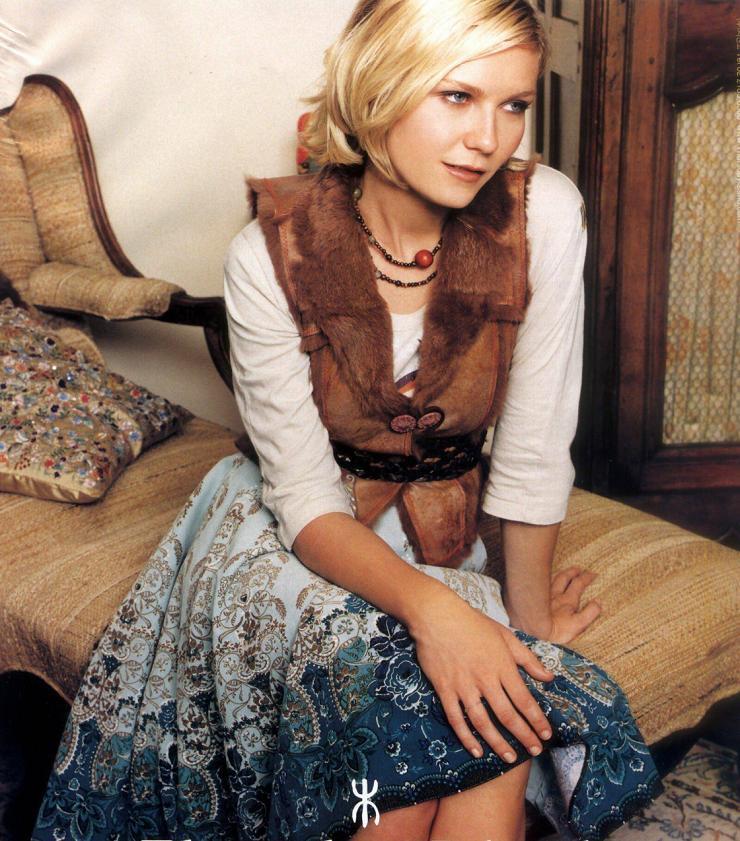 Kirsten Dunst Photo (Кирстен Данст Фото) голливудская актриса / Страница - 8