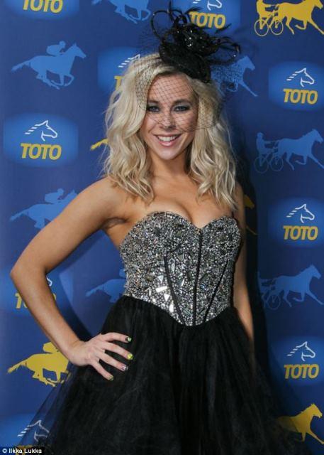 Krista Siegfrids Photo (Криста Сиегфридс Фото) Евровидение 2013 Финляндия
