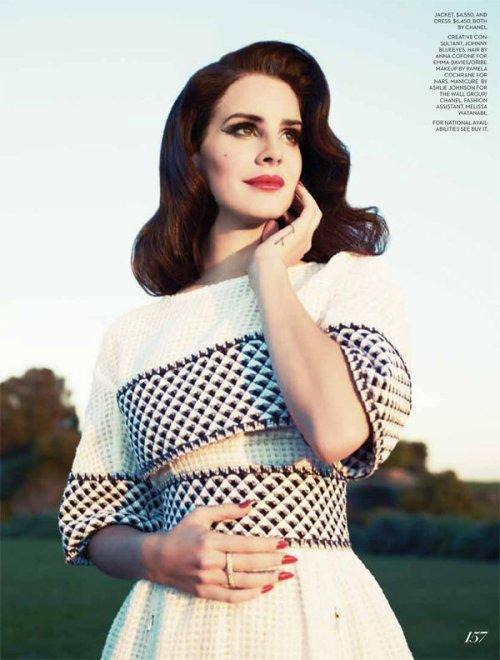 Lana Del Rey Photo (Лана Дель Рей Фото) американская певица, автор-исполнитель / Страница - 1