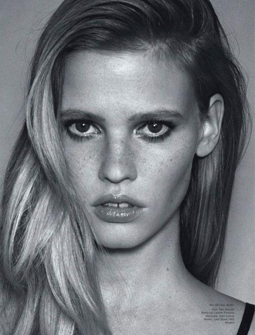 Lara Stone Photo (Лара Стоун Фото) модель / Страница - 1