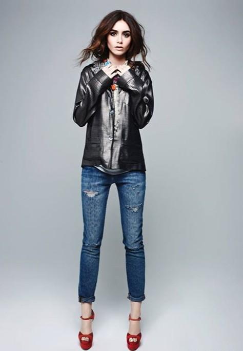 Lily Collins Photo (Лили Коллинс Фото) зарубежная актриса / Страница - 3
