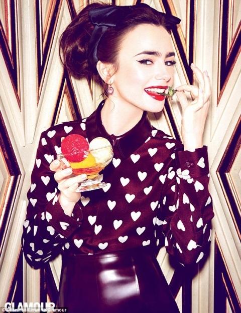 Lily Collins Photo (Лили Коллинс Фото) зарубежная актриса / Страница - 1