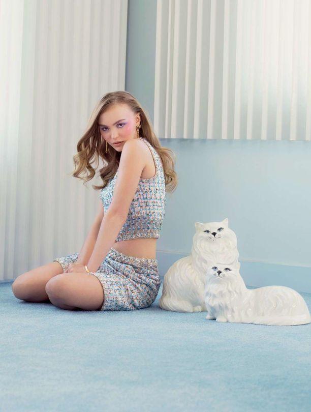 Лили Роуз Депп (Lily Rose Depp) Фото - модель, дочка Джонни Деппа / Страница - 3