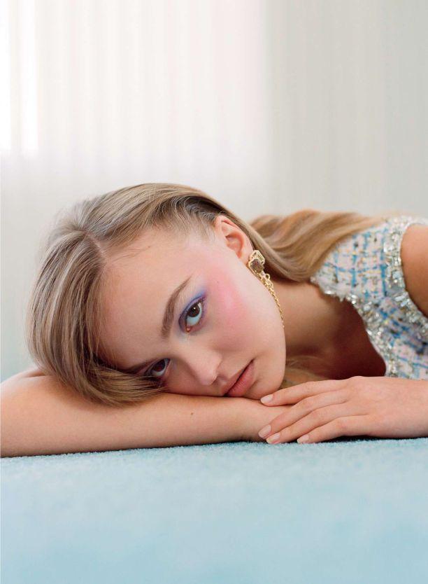 Лили Роуз Депп (Lily Rose Depp) Фото - модель, дочка Джонни Деппа / Страница - 4