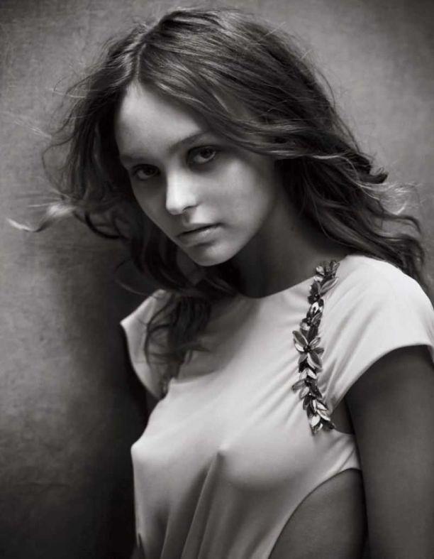 Лили Роуз Депп (Lily Rose Depp) Фото - модель, дочка Джонни Деппа / Страница - 8