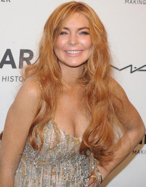 Lindsay Lohan Photo (Линдсей Лохан Фото) голливудская актриса, певица / Страница - 1