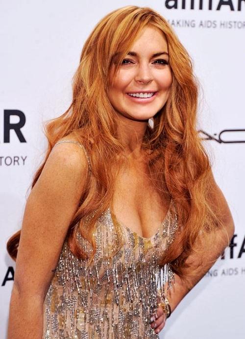 Lindsay Lohan Photo (Линдсей Лохан Фото) голливудская актриса, певица / Страница - 2