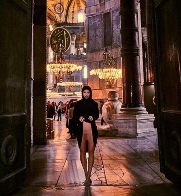 Мариса Папен (Marisa Papen) Фото - бельгийская модель, стиль ню