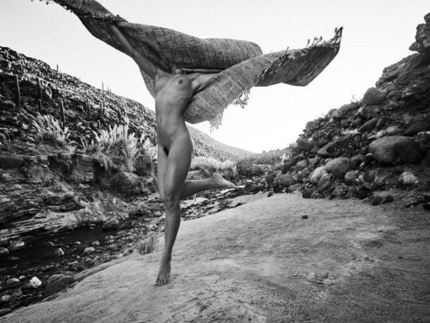Мариса Папен (Marisa Papen) Фото - бельгийская модель, стиль ню / Страница - 9
