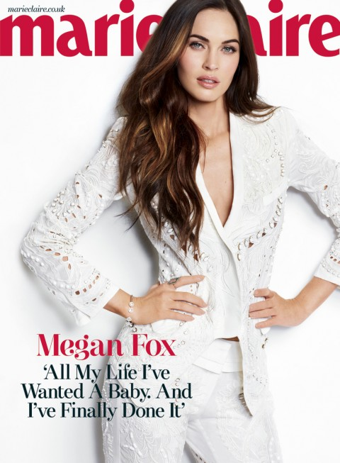 Актриса Меган Фокс рассказала о личном журналу Marie Claire Megan Fox Photo (Меган Фокс Фото) американская голливудская актриса / Страница - 5