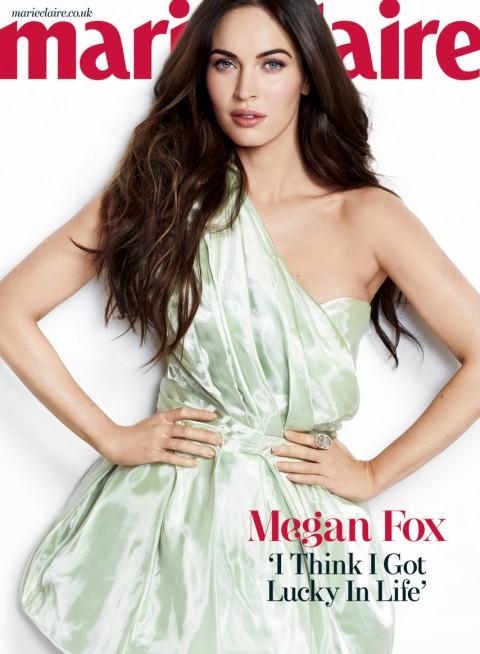 Актриса Меган Фокс рассказала о личном журналу Marie Claire Megan Fox Photo (Меган Фокс Фото) американская голливудская актриса / Страница - 6