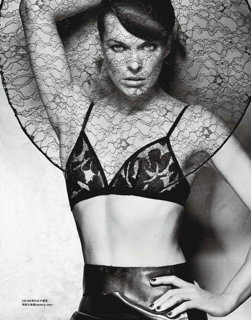 Milla Jovovich Photo (Милла Йовович Фото) американская актриса / Страница - 4
